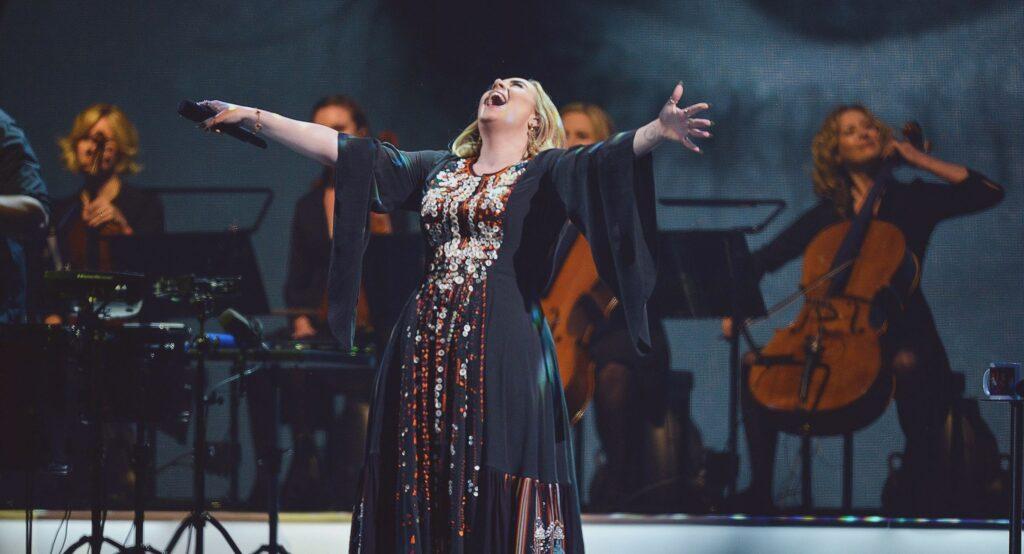 Adele Glastonbury