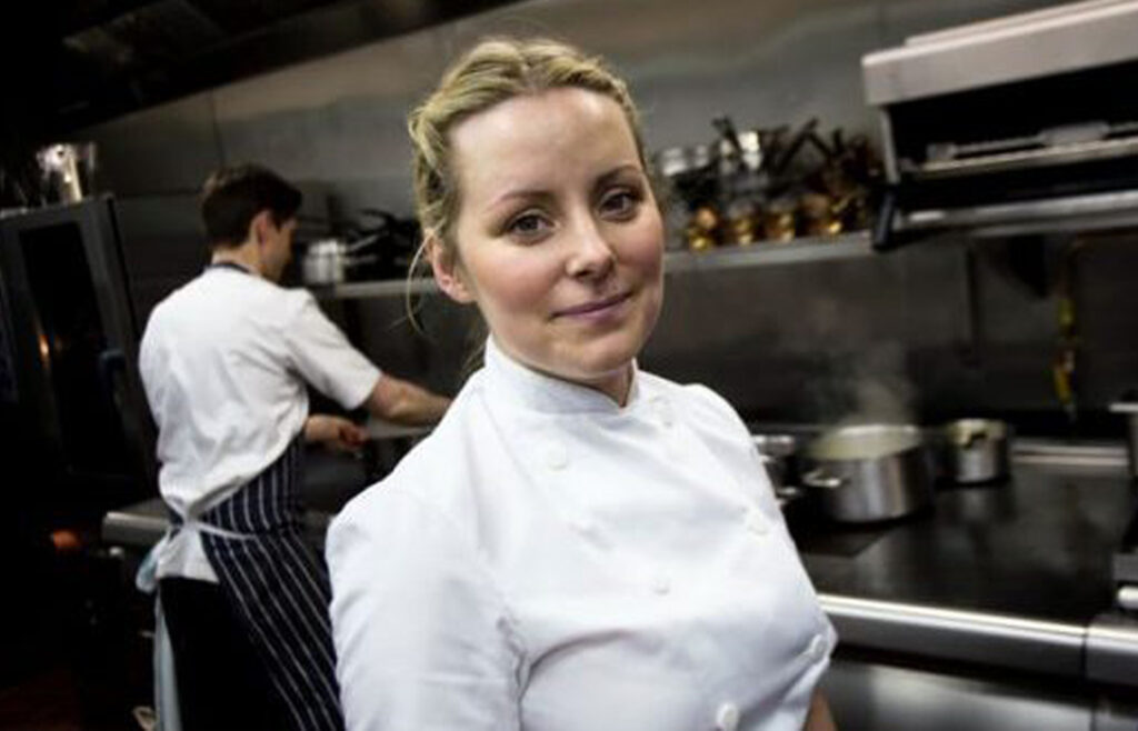 Anna london chef