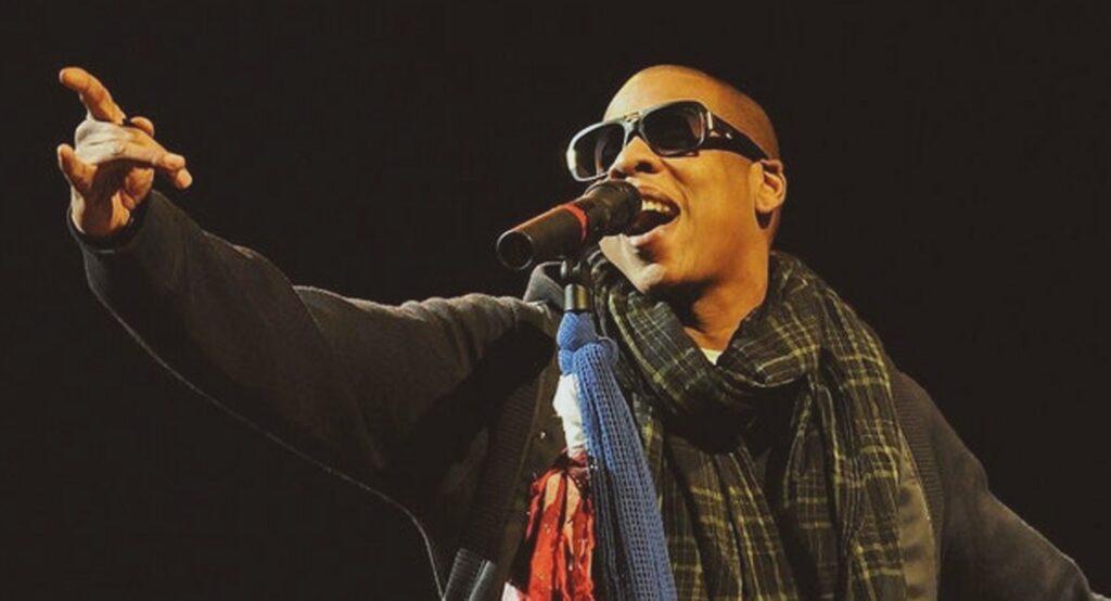 Jay Z Glastonbury