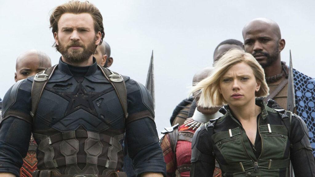 Avengers: Infinity War (2018) - netflix