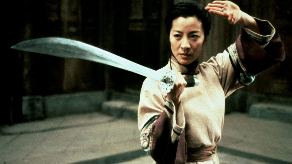 Crouching Tiger, Hidden Dragon (2000) - netflix