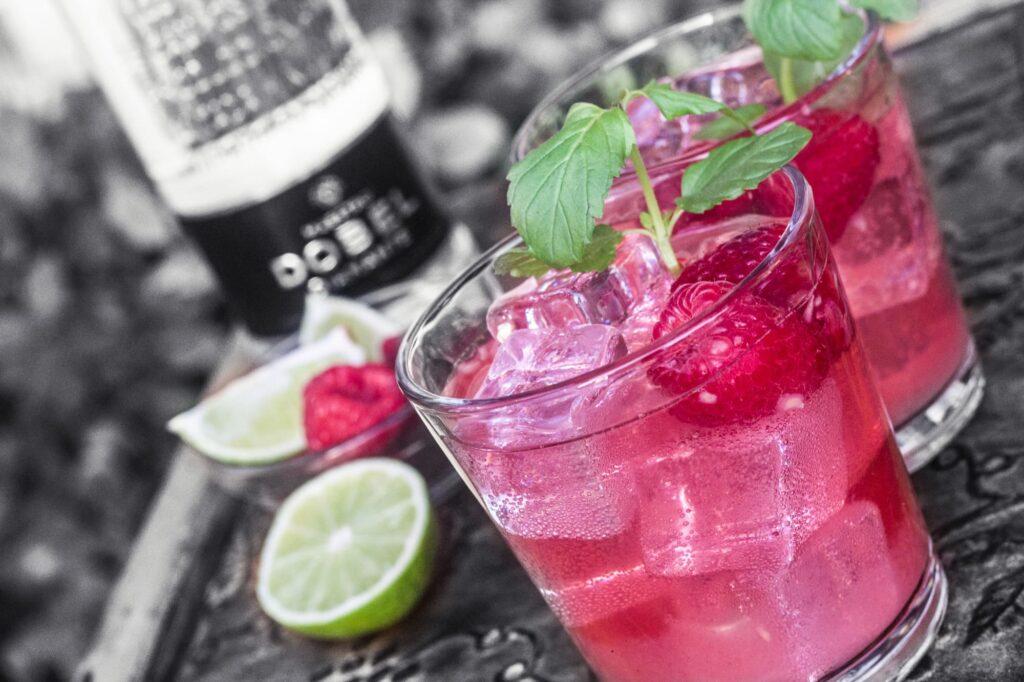Maestro Dobel Diamante Raspberry Lime