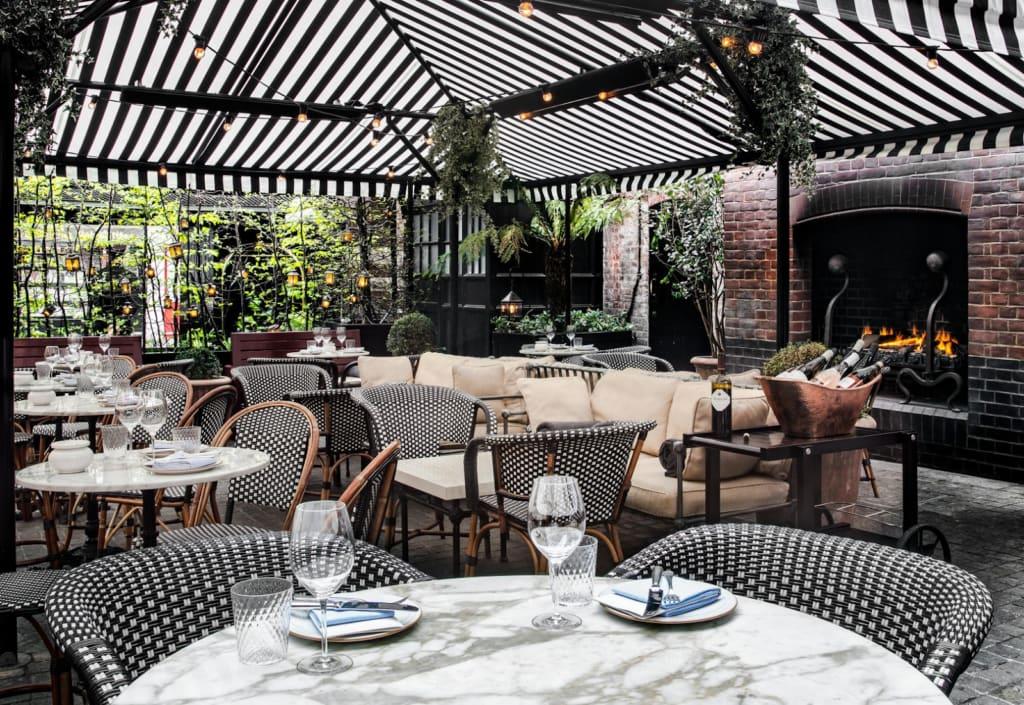 Marylebone London Rooftops And Restaurants