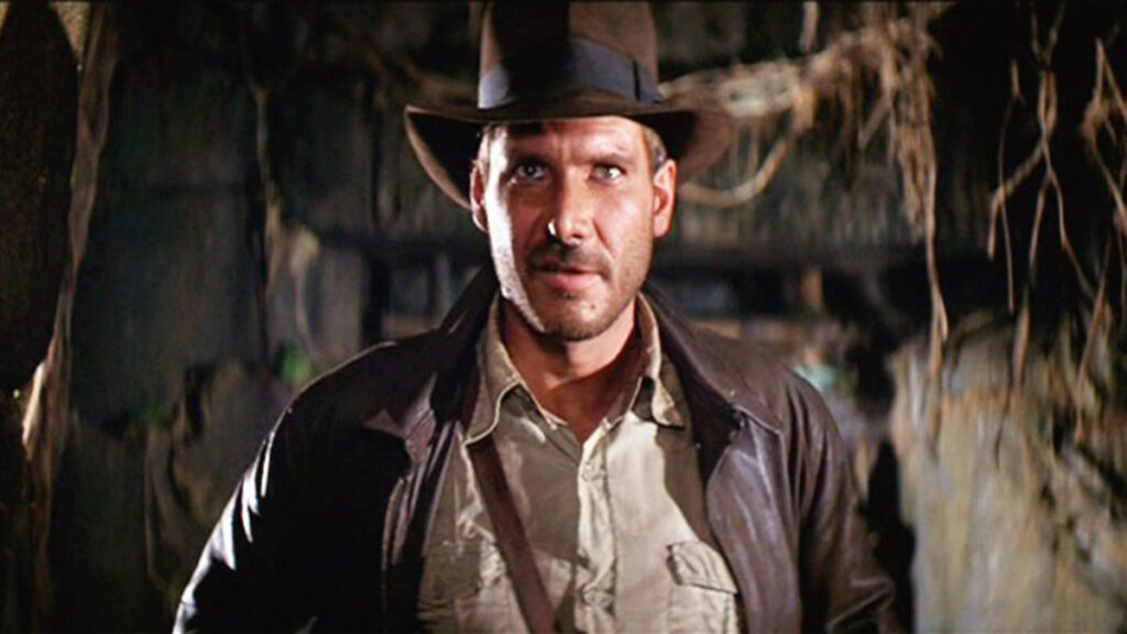 RAIDERS OF THE LOST ARK (1981) - netflix