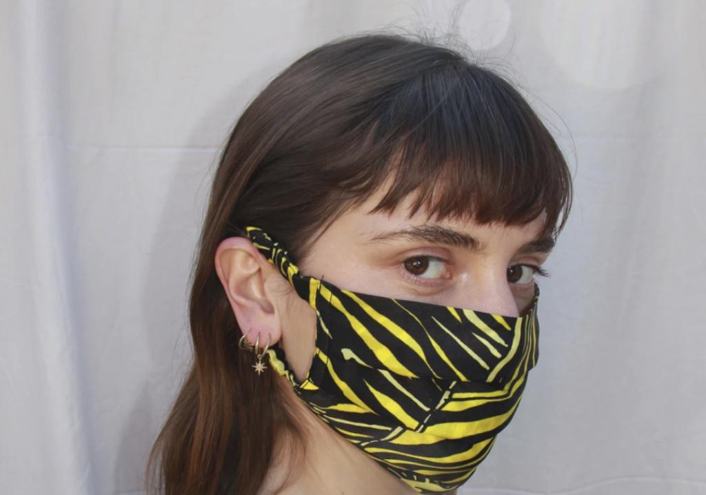 Helmstedt face mask