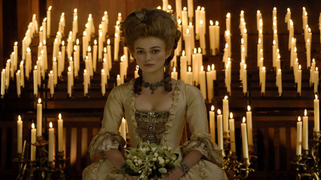 The Duchess - netflix
