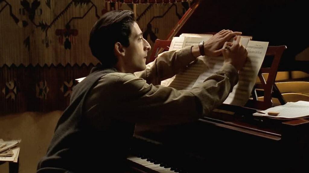 The Pianist (2002)  netflix