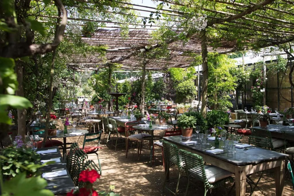 beautiful classic London Rooftops And Restaurants