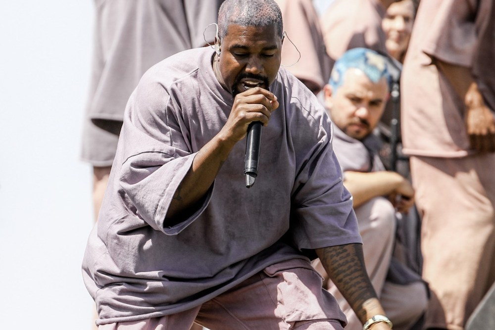 Kanye - Sunday Service Choir