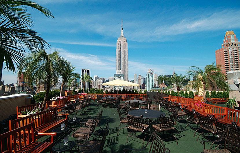 230 Fifth Rooftop Bar – Flatiron District, Manhattan