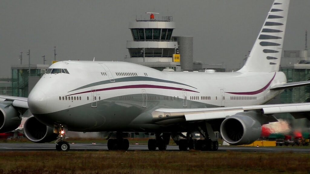 Qatar Amiri Flight, an official airline exclusively for VIPs