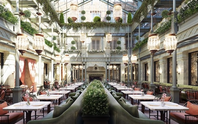 Parisienne favourite Hotel Costes is opening on London's Sloane Square - London Weathers