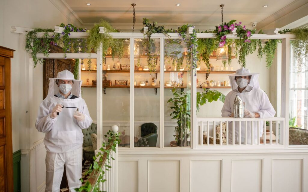Mr Fogg's House of Botanicals, Fitzrovia