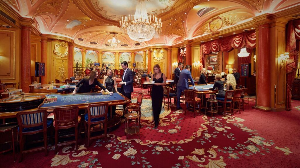 The Ritz Club Casino - London Weathers