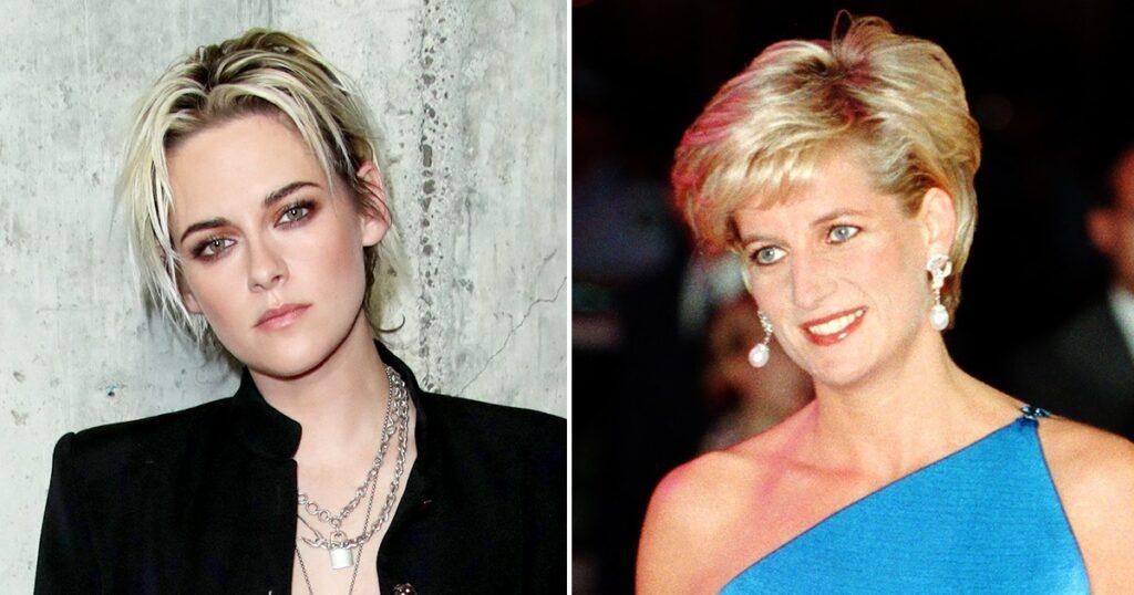 Kristen Stewart to play Princess Diana