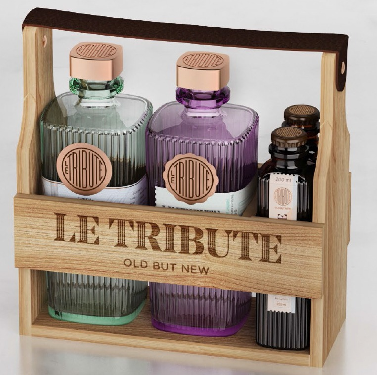 WIN this incredible LE Tribute drinks set