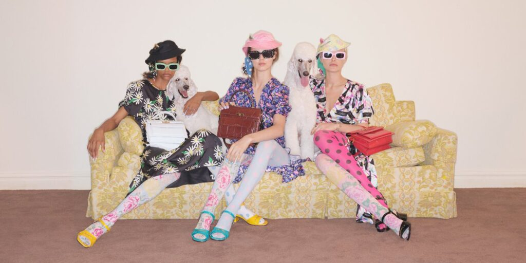 Marc Jacobs 2020 Cruise Collection