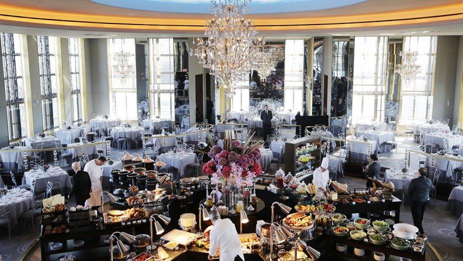 The Rainbow Room – Rockefeller Center