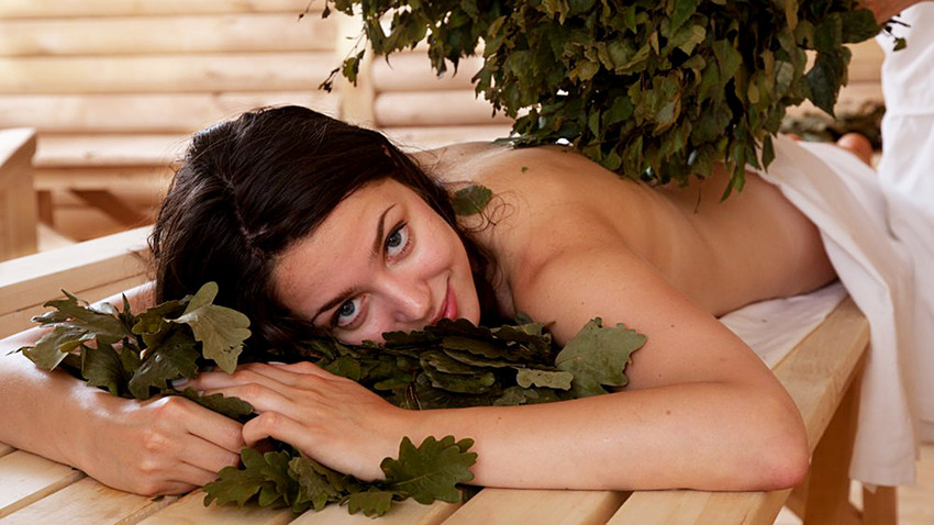 Relax in a Traditional Banya