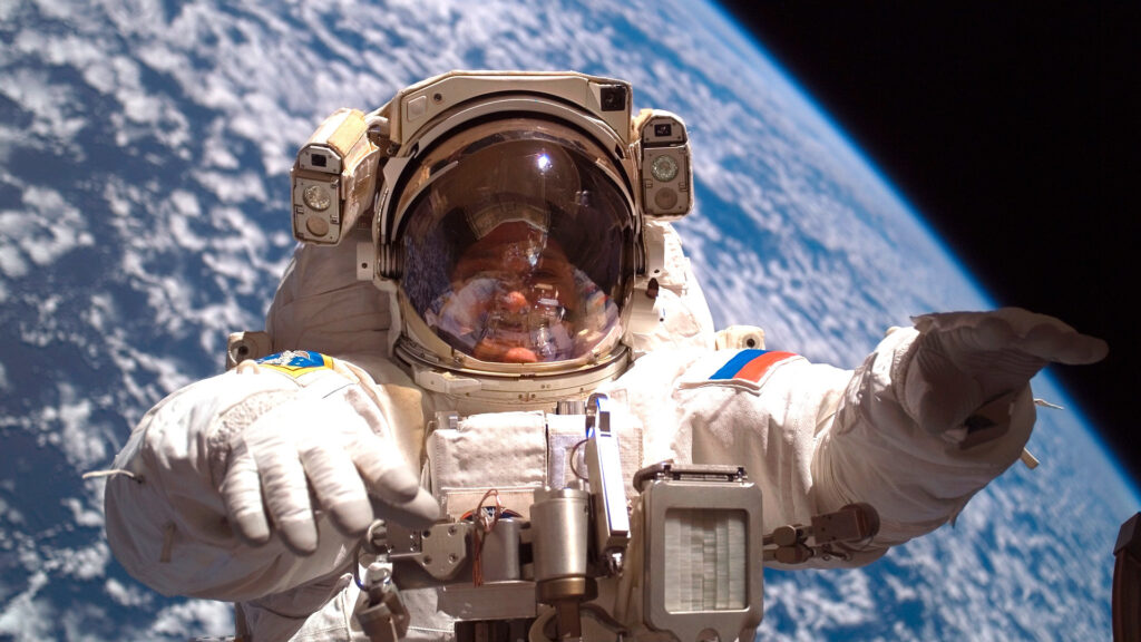 Train to Become an Astronaut - russia