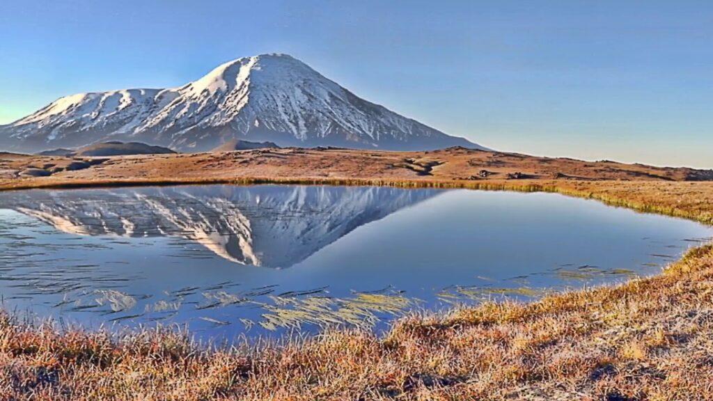 Exploring Volcanoes on the Kamchatka Peninsula  - russia