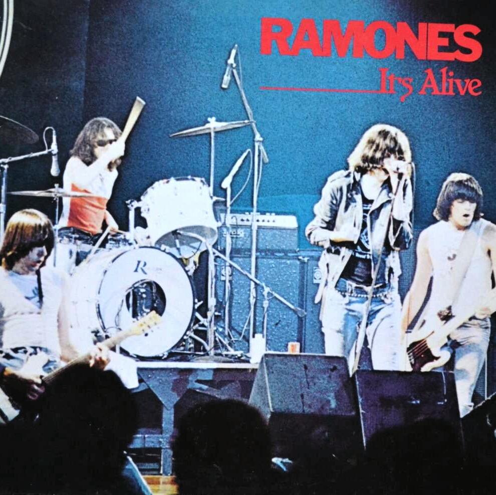 Ramones - It's Alive (1979)