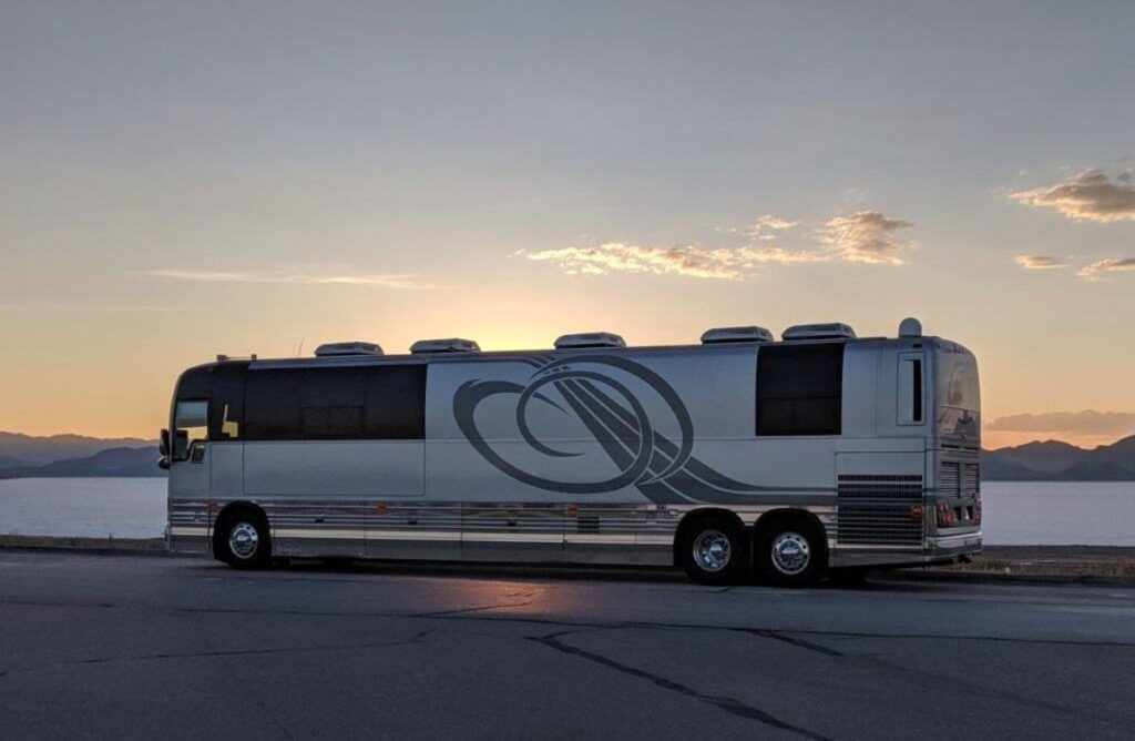 Your tour bus