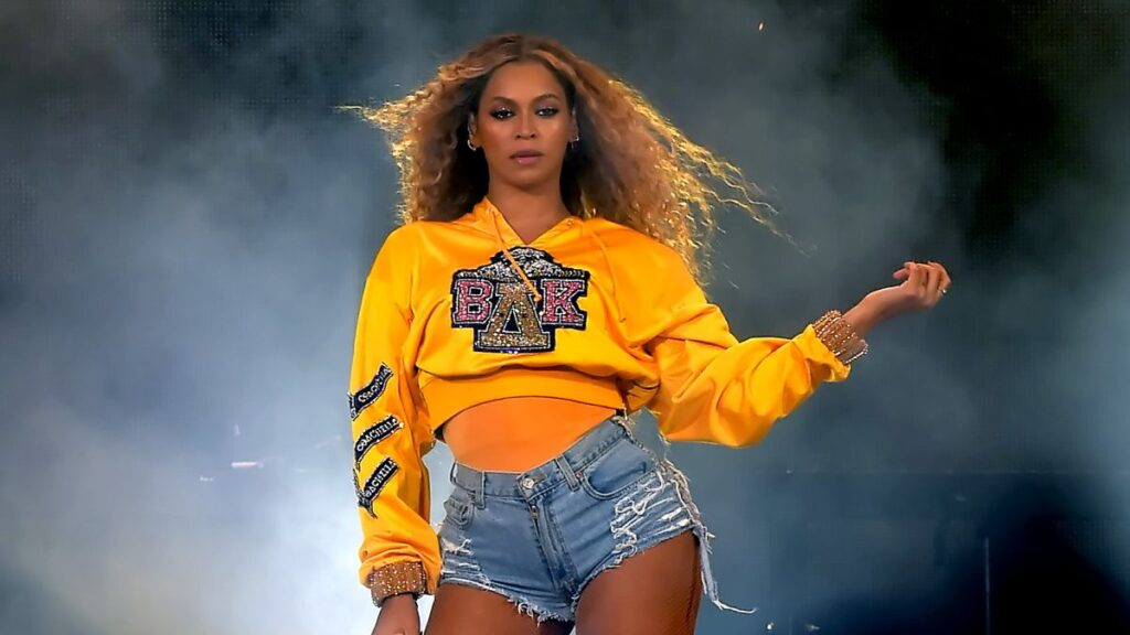 Queen Bey's world-famous performance at Coachella