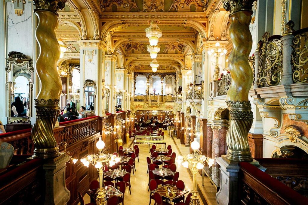 Famous coffee houses
