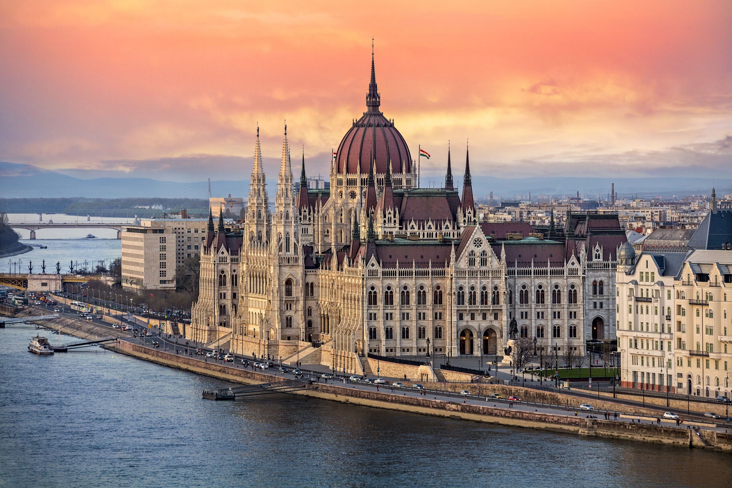How Budapest's Eclectic Past Made It A Must Visit Destination