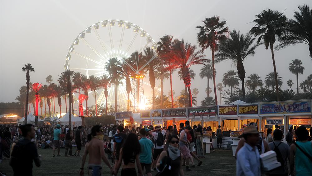 'America's Greatest Music Festival' — Coachella