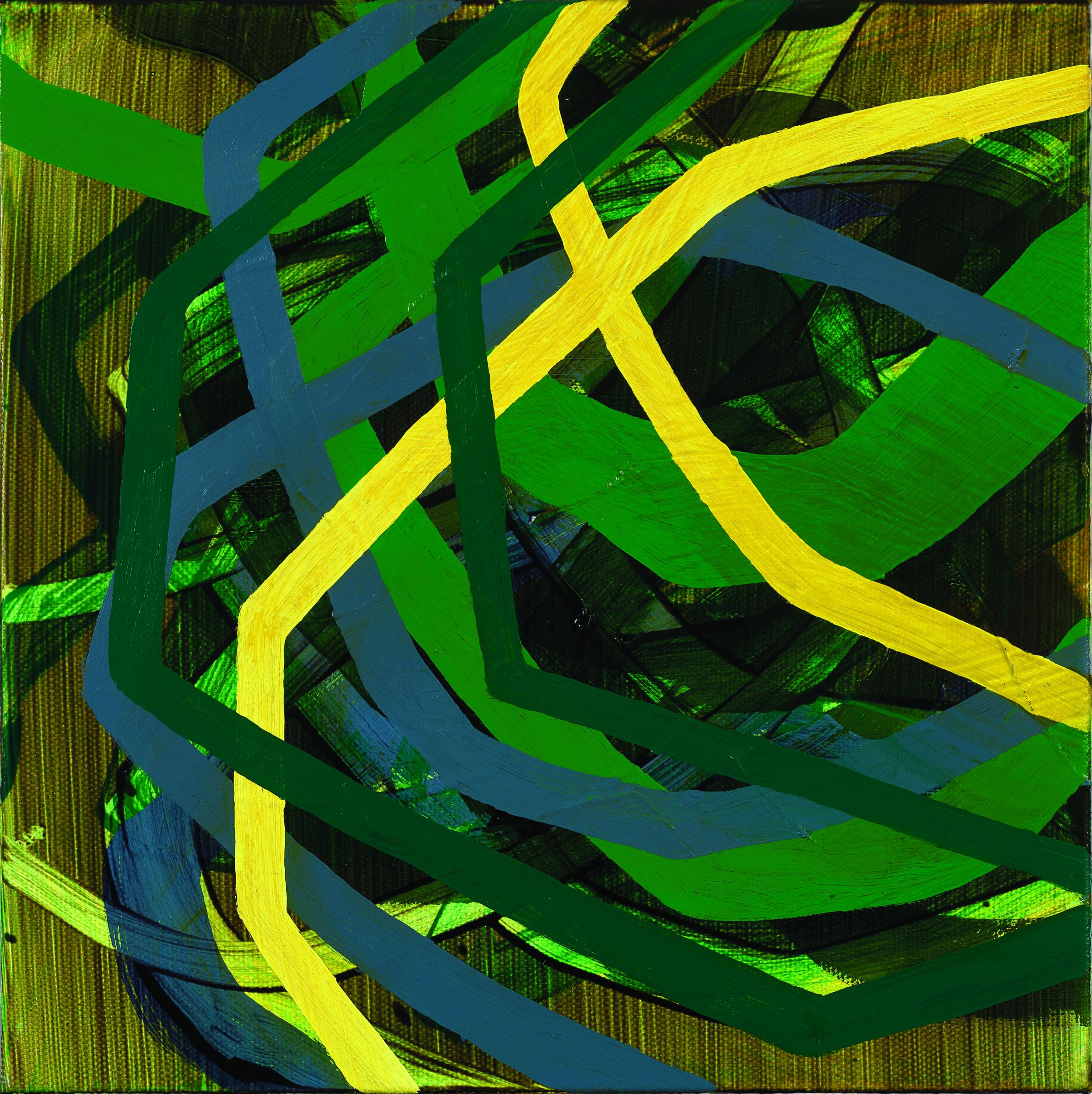 Jennifer Morrison - All The World Is Green (2020)
