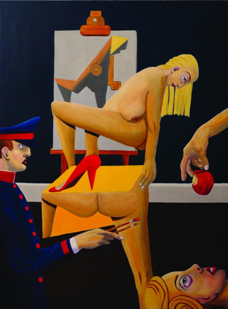 Phillip Humm - The Artist