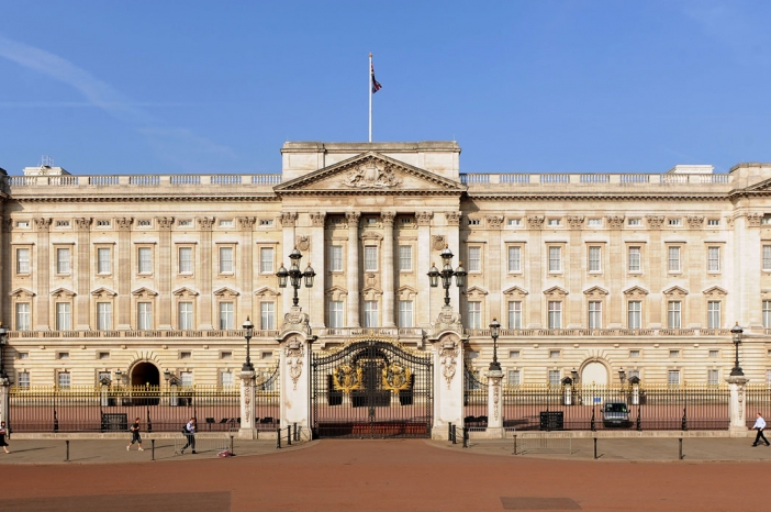 Buckingham Palace — The British Royal Family