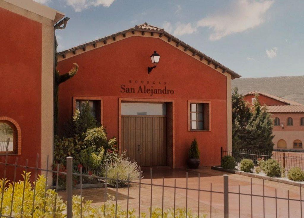 Winemaking - Bodegas San Alejandro