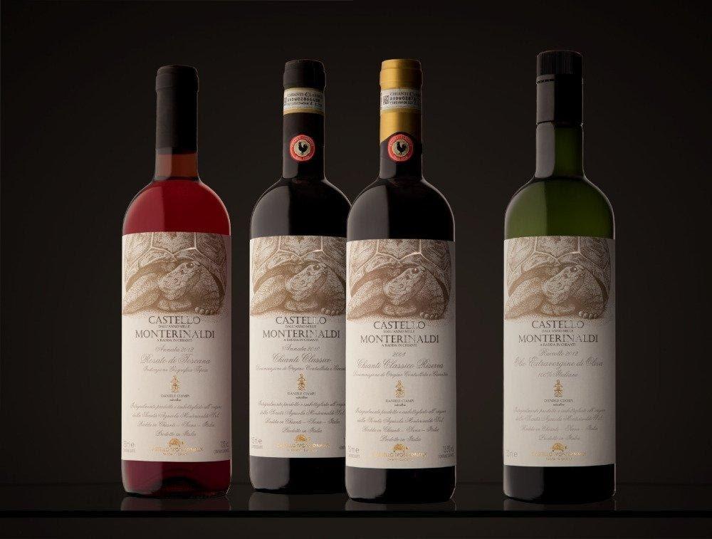Winemaking - Castello Monterinaldi