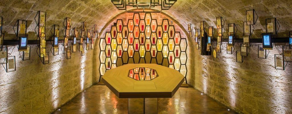 Winemaking - Les Caves du Louvre