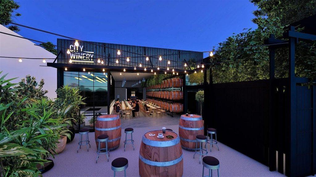 Winemaking -City Winery