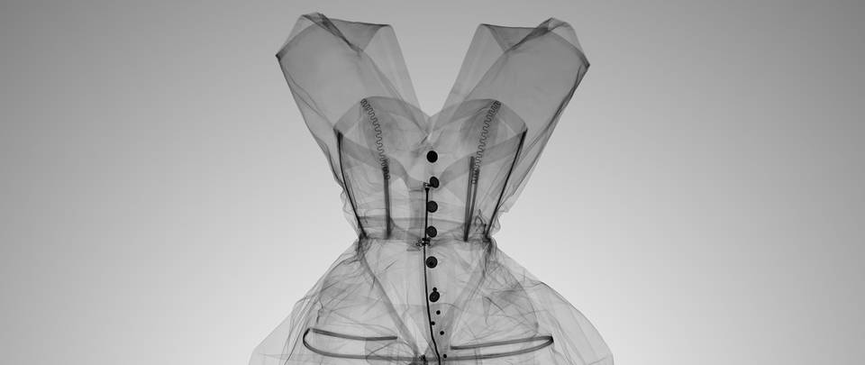 The V&A's Fashion Collection Goes Under The Surface