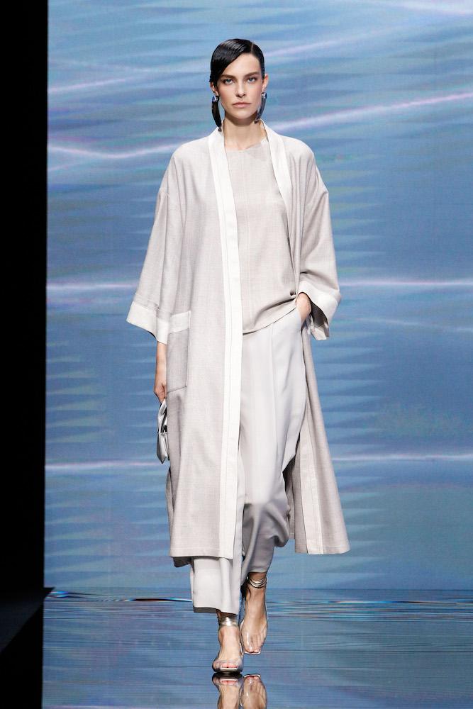 Armani — Milan Fashion Week