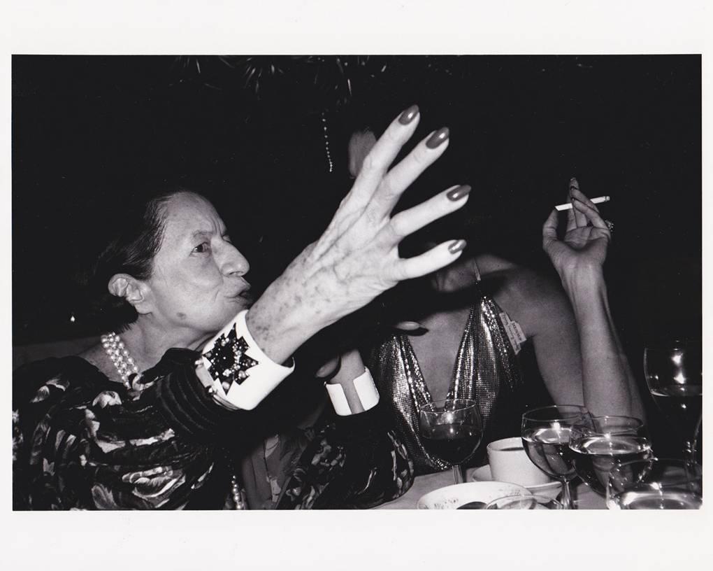 Diana Vreeland and Countess Consuelo Crespi - Society Photographers