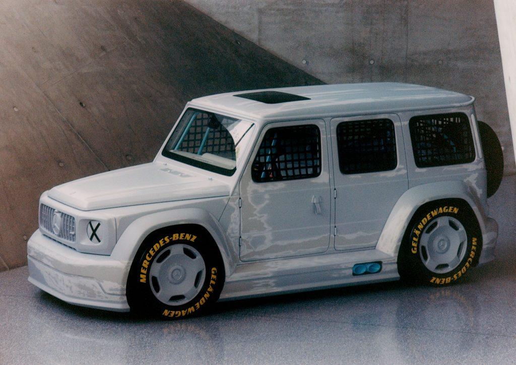 Mercedes-Benz x Virgil Abloh collaboration
