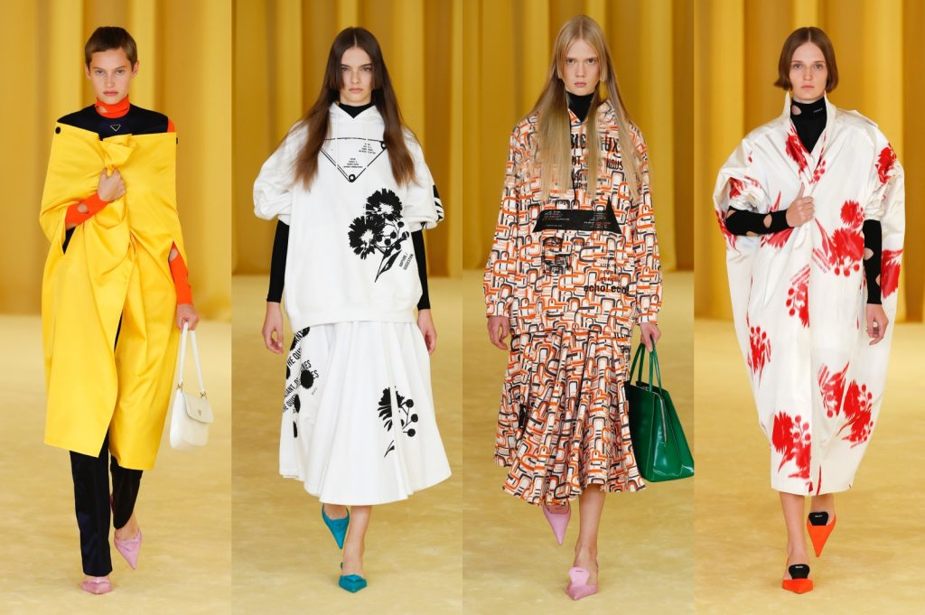 Prada — Milan Fashion Week