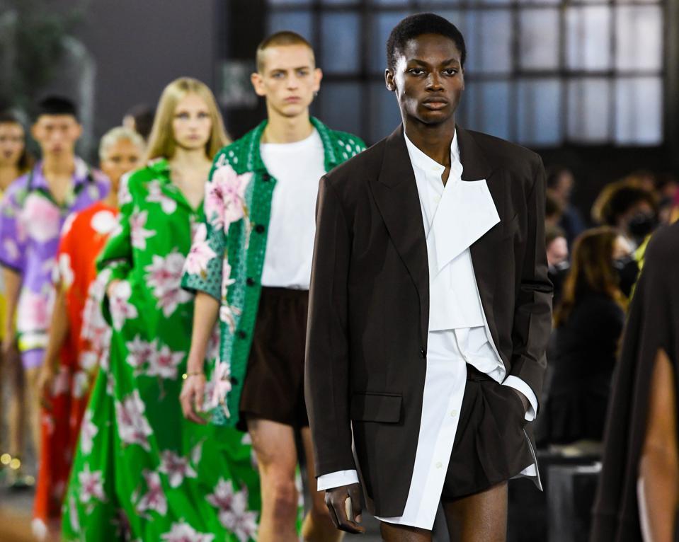Valentino — Milan Fashion Week