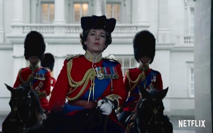 The queen — The Crown Season 4
