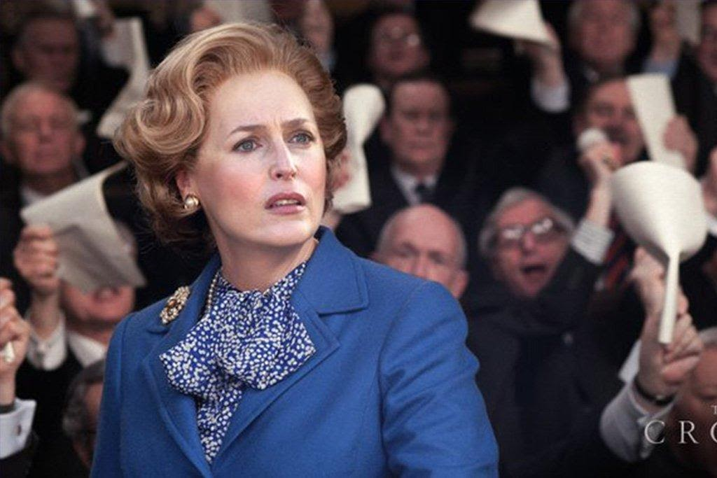 Margaret Thatcher — The Crown Season 4