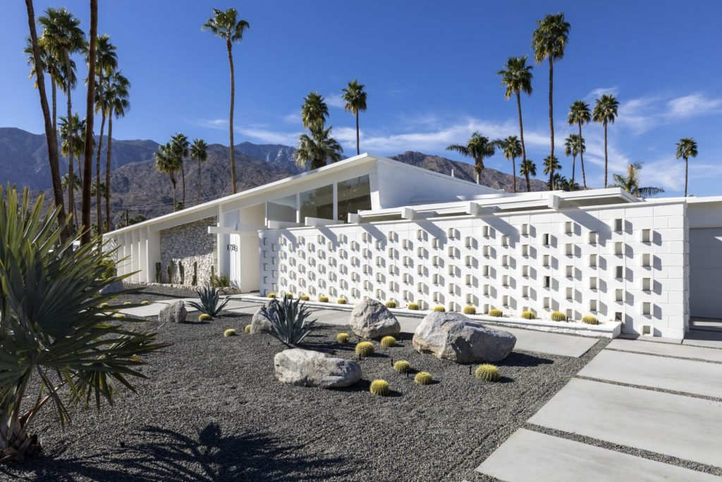 Jackel House a newly refurbished residence originally built by architect Clair Earl
