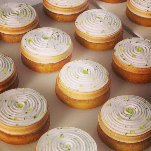 This famous lemon tart makes it impossible to have just one