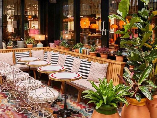 Mama London Garden Bar