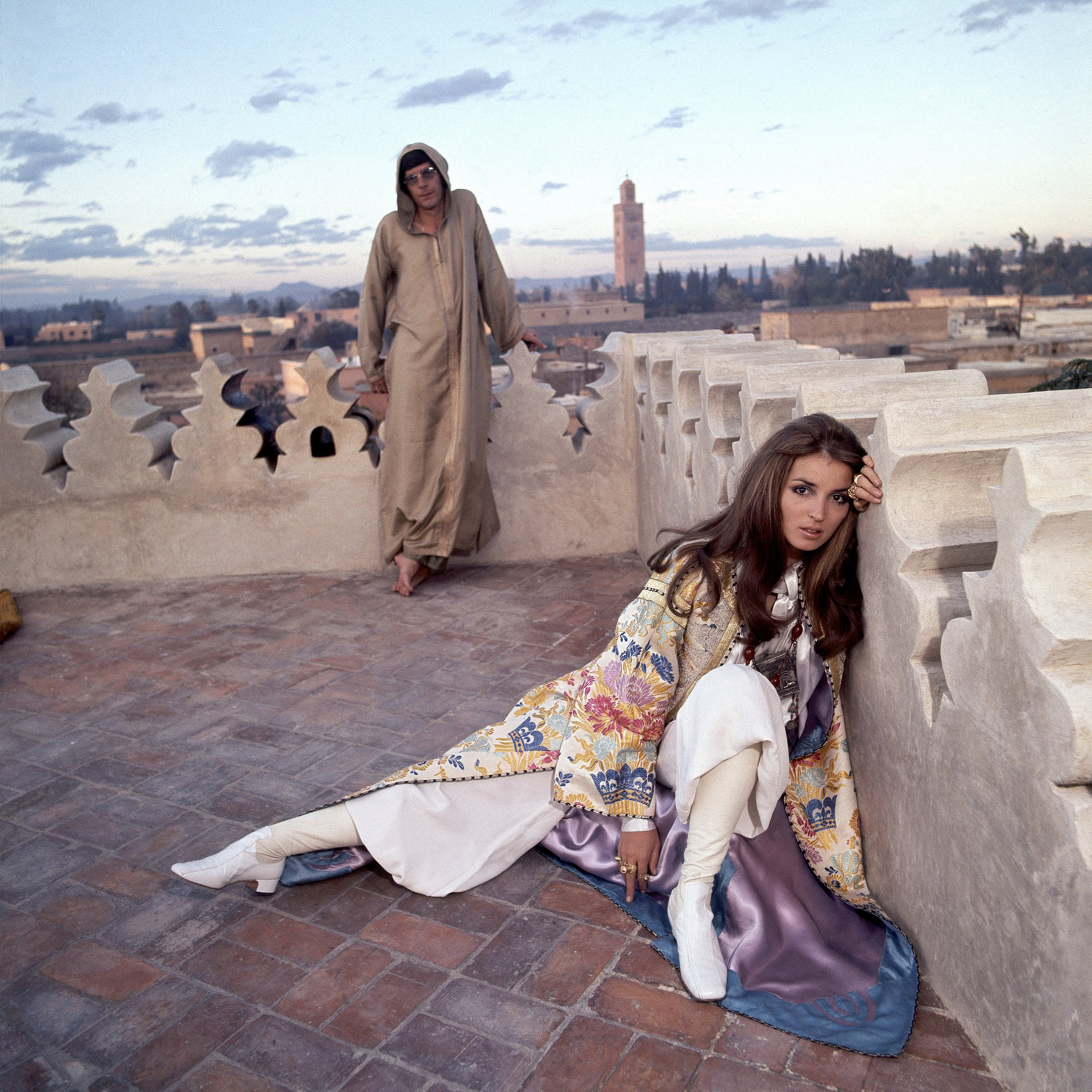 Talitha Getty | Heiress of Style